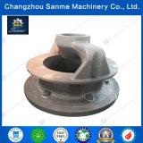 Piezas de la bomba de engranaje del CNC que trabajan a máquina