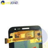 Lcd-Bildschirm Black//White/Gold für Bildschirmanzeige-Screen-Analog-Digital wandler Samsung-J2 J200 J200f LCD geben Verschiffen frei