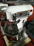 Bonne qualité et bon prix petit mélangeur planétaire de gâteau de 20 litres pour la boulangerie