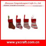 Divertimento di natale della decorazione di natale (ZY14Y589-1-2) che immagazzina la decorazione natale di natale
