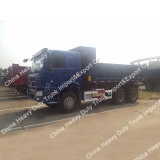 35 Toneladas Diesel pesado camión de carga hidráulica de camiones Camión / Frente Volquete