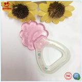 Juguetes infantiles de la dentición de la categoría alimenticia con la maneta del traqueteo