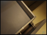 Mobília 2015 elevada por atacado da cozinha do MDF da laca do lustro de Welbom