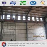 研修会のためのプレハブの鋼鉄建築構造