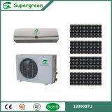 9000BTU Acdc op de ZonneAirconditioner van het Net met de Functie van de Energie-opwekking