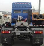 420HP Shacman 10の車輪のトレーラーヘッドトラックの価格