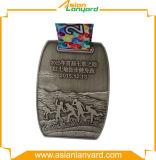 Médaille personnalisée de logo de modèle