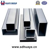 Huaye HauptEdelstahl-runde und quadratische Rohre für Dekoration