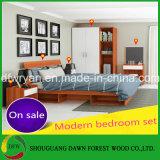 호텔 가구의 현대 간단한 작풍 침실 세트