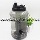 2.2L Fles van de Kruik van het Water van de Gallon van PETG de Mini met Handvat
