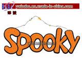 Halloween 훈장 반짝임 무시무시한 표시 Halloween 당 공급 (H8070)