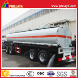 Semi autocisterna del combustibile della petroliera del rimorchio (volume personalizzato)