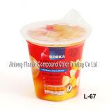 Etiquetas da luva do PVC do Shrink do calor, película de estratificação do malote, etiquetas da Esticar-Luva/Rolls/envoltório