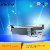 Ventes directes de émulsion d'usine UV d'imprimante d'acier inoxydable de peinture en métal de machine de jet d'étage de PVC de haute précision