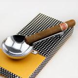 Cohiba Argent Acier Inoxydable Mini Taille 1 Set Cendrier Portable Cigar de Voyage (ES-EB-127)