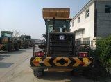 XCMG Laders van het Wiel van het VoorEind van 3 Ton de Mini (LW300KN LW300FN)