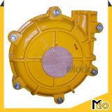 Pompe de boue centrifuge de boue de matériel d'extraction de l'or