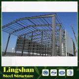 La casa prefabricada contiene el edificio de acero de la fábrica de la estructura de la cortina