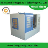 Lamiera sottile Metal Fabrication per Vending Machine Enclosure