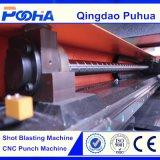 Stahlplatten- Hydraulikanlage-Presse-Maschine
