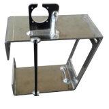 Изготовленные подгонянные части проштемпелеванные нержавеющей сталью