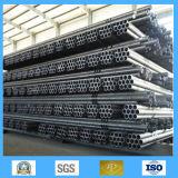 Tubo de acero de carbón del surtidor ASTM API5l Sch80 de la alta calidad inconsútil