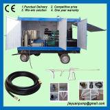 Système de nettoyage de pipe de chaudière d'usine d'amidon