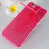 iPhone 7/7plus 케이스를 위한 귀여운 토끼 TPU 전화 상자