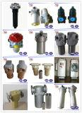 Zeef van de Filter van de Olie van het Roestvrij staal van de hoge druk de Hydraulische
