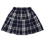 Muchachas Skorts uniforme largo de la falda del uniforme escolar del diseño del OEM