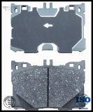 D1871 Semi--Пусковая площадка тормоза Metallil керамическая для Mercedes-Benz