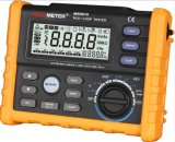 100 Groups Data Logging를 가진 GFCI Loop Resistance Testing를 위한 Ms5910 Digital RCD&Loop Tester