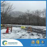 Tipo sinal da espessura 1.0 U de tráfego da estrada da segurança para o mercado de Janpan