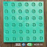 Gleitschutz-TPU Baumaterial-Gummibodenbelag-Tastfliese