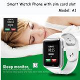 Più nuovo telefono astuto della vigilanza di Bluetooth con la fessura per carta di SIM (A1)