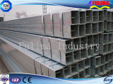 熱いすくいの電流を通された鋼鉄長方形/正方形の管(FLM-RM-023)