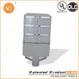 UL Dlc 5 indicatore luminoso di via della garanzia 120W LED di anno