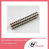 Постоянный спеченный магнит NdFeB бора утюга неодимия цилиндра редкой земли с сильной силой