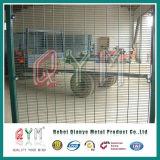 高い安全性の塀か電流を通された鋼鉄Fence/358防御フェンスの刑務所の網