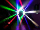освещение спайдера DMX луча СИД CREE 8*12W Moving головное