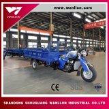 青いカラー3車輪の農場UTV