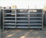 미국 시장을%s 5FT6inch*12FT 가축 강철 위원회 또는 이용된 가축 우리 위원회