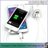 Hight Quality 3port Car Chargeur per Cell Phone