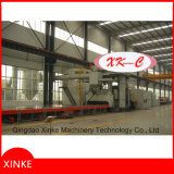 Förderanlagen-Typ Granaliengebläse-Maschine der Rollen-Q69 für Stahlplatte