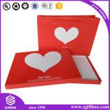 Het Vakje van het Document van de Grootte van het Document van kraftpapier A4 voor de verpakking van het Vakje van de Gift