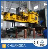 Máquina de embalaje hidráulica de la prensa de la chatarra del metal de las virutas del metal 100ton