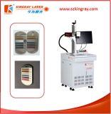 borne de la machine de gravure de profondeur de laser de moulage de la fibre 20W/laser pour l'usine