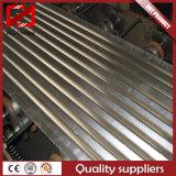 Folha de alumínio ondulada da telhadura dos materiais de construção G550