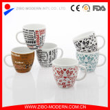 Ceramic bianco Coffee Mug con Imprint Printing