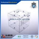 Коробка индикации ботинок /Plexiglass коробки тапки высокого качества прозрачная акриловая